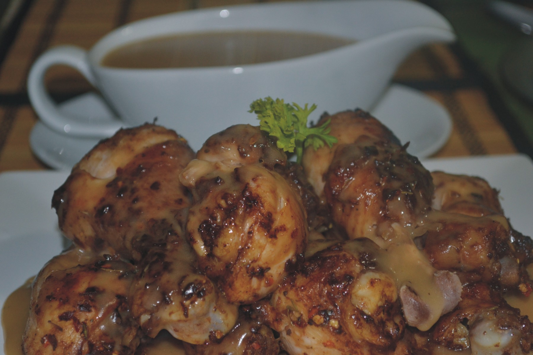 Classic Roast Chicken with gravy | Foodtrip.....by: nors vargas