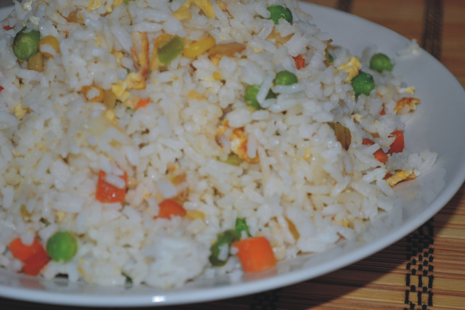 Egg & Vegetable Fried Rice | Foodtrip.....by: nors vargas
