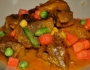 Healthy Beef and Vegetable Casserole