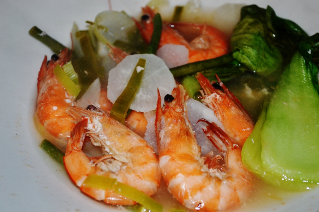 Shrimp Sinigang (Sinigang Na Hipon) Recipes — Dishmaps