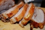 Traditional Roast Pork with vinegar sauce
