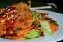 Chicken Teriyaki with Yasai Itame