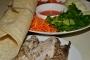 Cajun Chicken Wrap