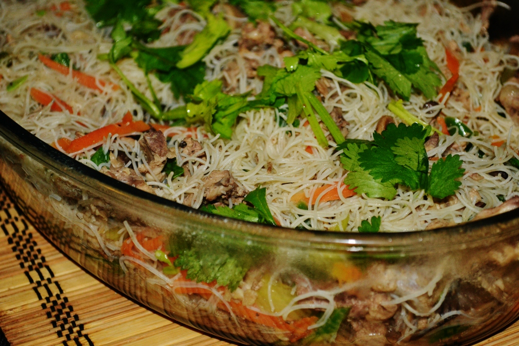 Pancit Bihon Recipe (Filipino Fried Rice Noodles) Recipes — Dishmaps