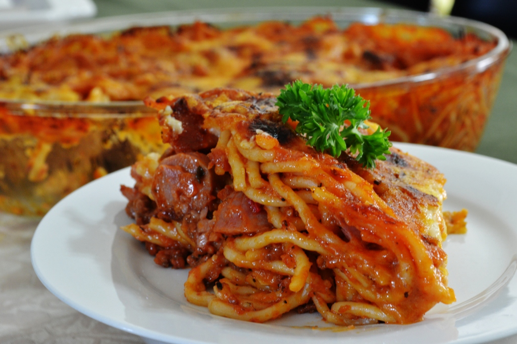 Baked Spaghetti | Foodtrip.....by: nors vargas