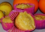 Orange and Lemon Cupcake