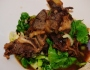 Meaty Beef Bones with Black Beans and Bokchoy
