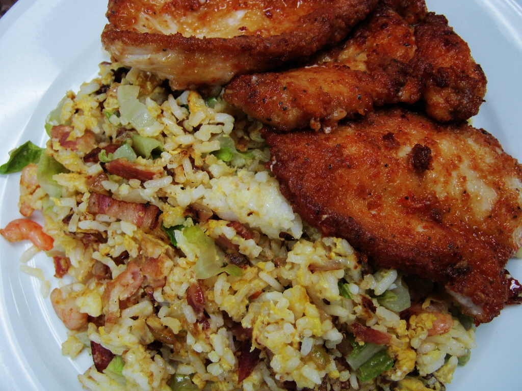 fried rice there are hundred ways to enjoy your fried rice you can ...