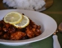 Banquet Style Lemon Chicken in dark soysauce