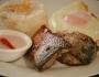 Daing na Bangus (milkfish)