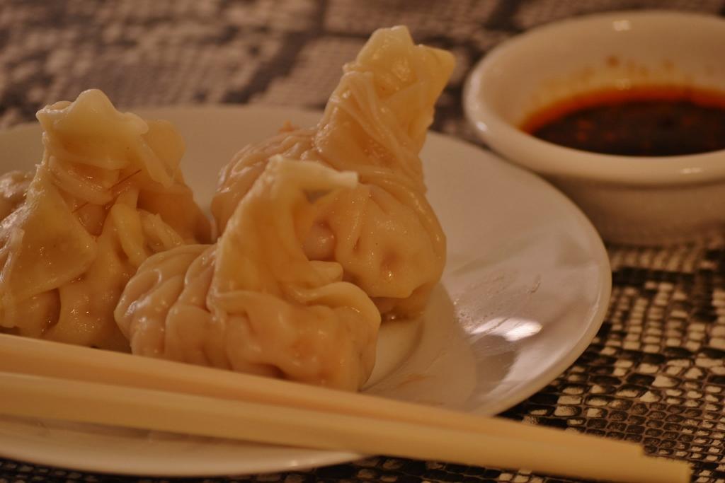 how to make pork shrimp siomai