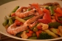 Stir-fry Shrimp and Vegetables
