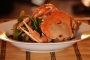 Crab in oystersauce