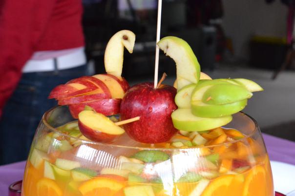 fruit pounch